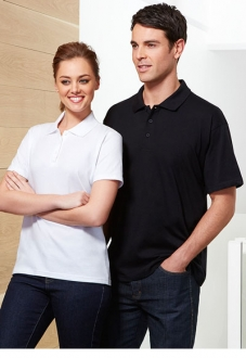 Cotton Ice Polo