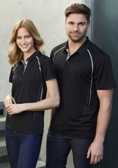P604MS Cyber Mens Polo