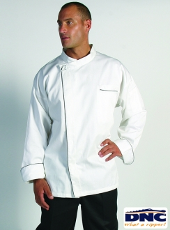 DNC Cool-Breeze Modern Chef Jacket