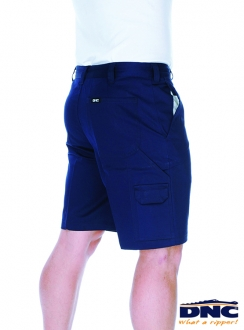 3310 DNC Cool-Breeze Cotton Cargo Shorts