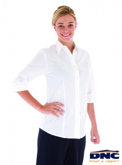 DNC Cotton Rich Ladies Oxford Shirt