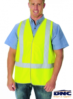3804 DNC Day Night Reflective Safety Vest