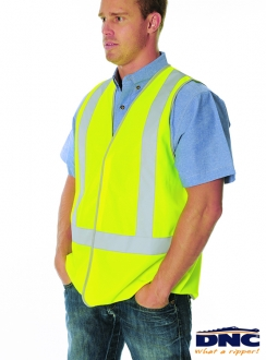 3805 DNC Day Night Reflective Safety Vest