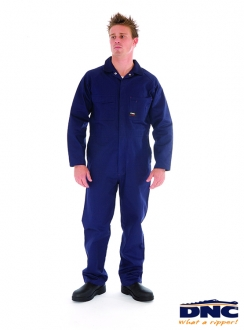 DNC Flame Retardant Drill Overalls