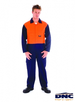 3425 DNC Flame Retardant Drill Overalls