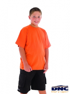 DNC Kids Combed Cotton Jersey Tee
