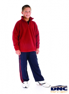 DNC Kids Half Zip Polar Fleece