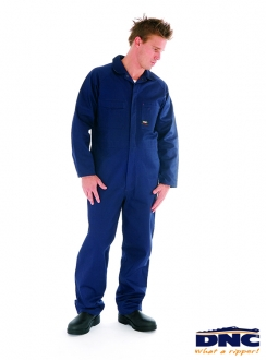DNC Light Weight Cool-Breeze Cotton Coverall