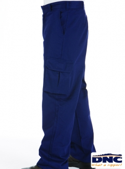 3316 DNC Lightweight Cool-Breeze Cotton Cargo Pants