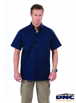 DNC Three Way Cool Breeze S/S Shirt