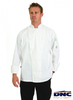 DNC Traditional L/S Chef Jacket
