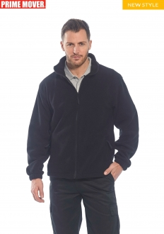 F205 Aran Fleece Jumper