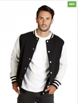 F906HO Varsity Jacket Mens