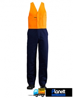 HI VIS TWO TONE ROUGHALL