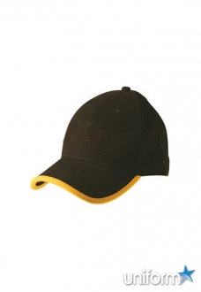 Heavy Brushed Cotton Baseball Cap