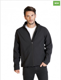 J481HZ Tempest Soft Shell Jacket Mens