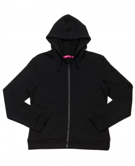 JB's Ladies P/C Full Zip Hoodie