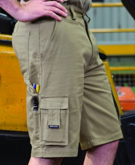 JB's M/Rised Multi Pocket Short