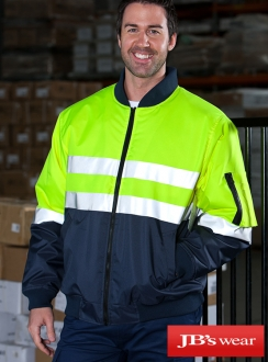 JBs Hi Vis (D+N) Flying Jacket