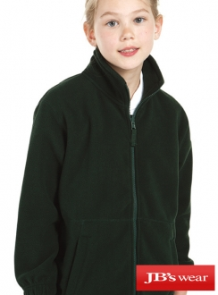 3FJ Kids Full Zip Polar