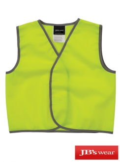 JBs Kids Hi Vis Safety Vest