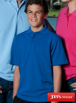 2KP JBs Kids S/S 210 Polo