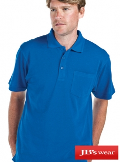 210P JBs Pocket Polo