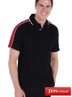 JBs Sleeve Panel Polo