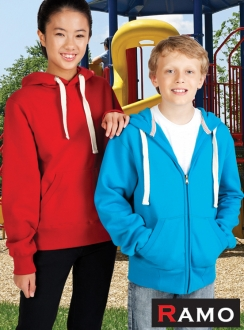 Junior Zip Super Heavy Fleece
