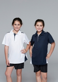 Kid's Paterson Polo