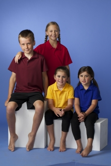 Kids Botany Polo