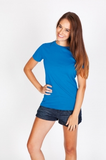 T201LD Ladies Modern Fit Tee