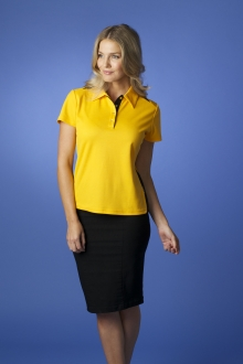 Ladies's Patterson Polo