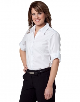 M8003 Ladies Nano Shirt 3/4 Sleeve