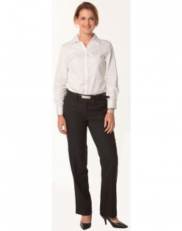 M9440 Ladies Poly/Viscose Stretch Flexi Waist Pants