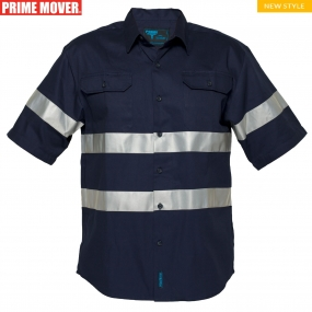 MA909 Geelong Shirt, Short Sleeve, Regular Weight