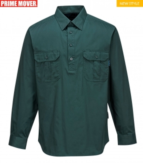 MC903 Adelaide Shirt, Long Sleeve, Light Weight