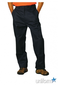 AIW Cotton Drill Cargo Pants With Knee Pads