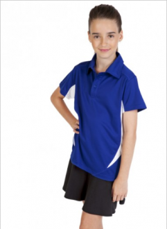 P346KS Accelerator Polo Kids