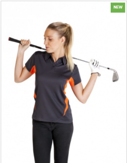 P446LD Accelerator Polo Ladies