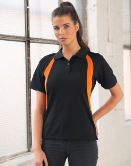 PS52 Olympian Polo Ladies SS