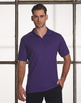 PS63 Mens TrueDry Solid Polo