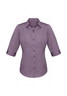 S622LT Ladies 3/4 Sleeve