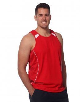 SL53 Legend TrueDry Fashion Singlet Mens