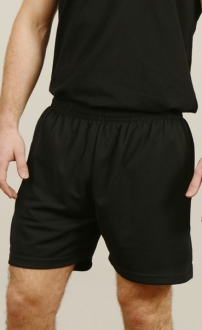 SS01A Adult CoolDry Sports Shorts
