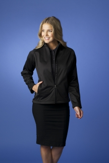 STIRLING LADIES SOFTSHELL JACKET