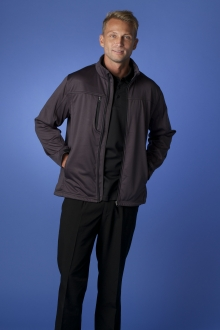 STIRLING MENS SOFTSHELL JACKET