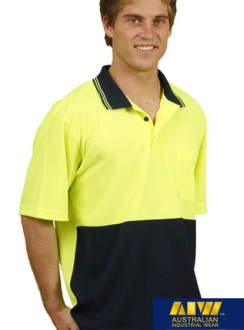 AIW HiVis TrueDry Polo