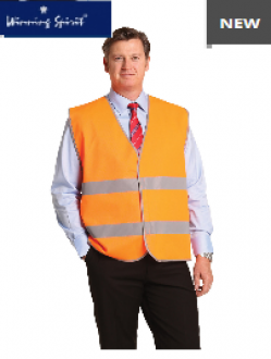 SW44 Hi Vis Safety Vest