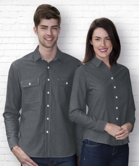 TMC Montreal Chambray Shirt Mens